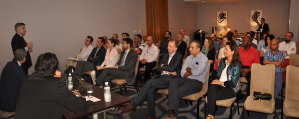 CEO of ECISA Group visits Qatar